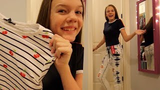 Back To School Clothes Haul! 2018 (Try On Haul) // SierraCreates