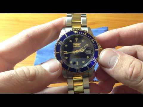 Invicta 8927OB Pro Diver Watch Review