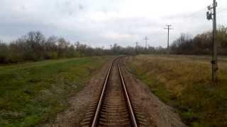 Лошкарёвский ход Павлополье пл 332 км