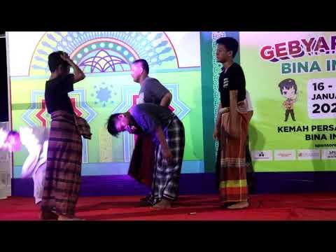 Penampilan Kabaret SMP IT Bina Insan#GSBI3
