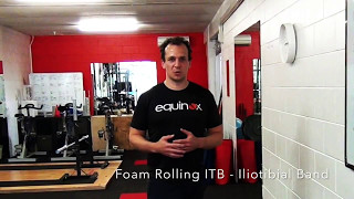 How to Foam Roll the ITB   Iliotibial Band