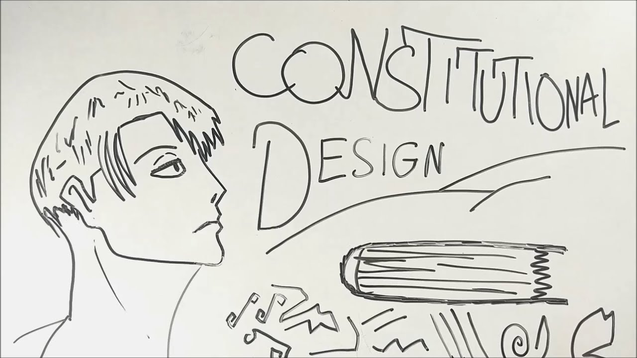 Constitutional Design - ep01 - BKP | Class 9 civics chapter 3 in hindi  notes in english | cbse ncert