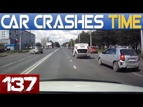 Car Wrecks Compilation - September 2016 - Episode #137 HD