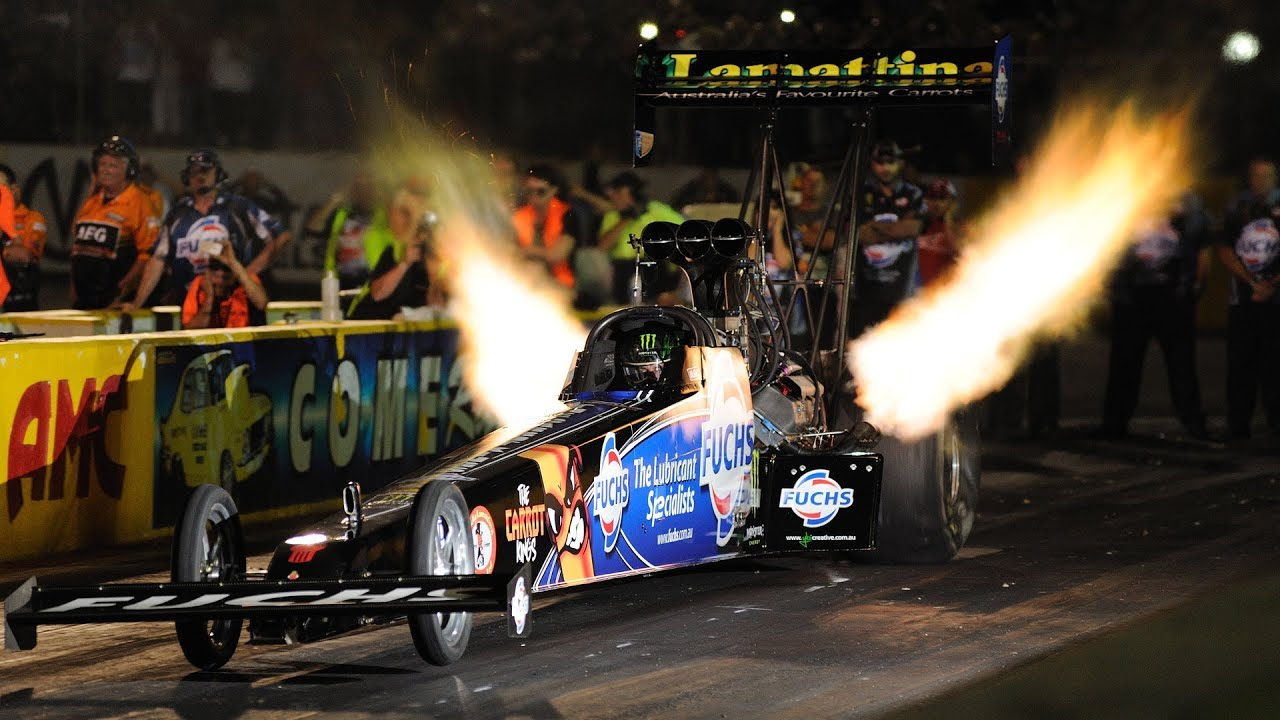 Top Fuel Drag Racing Fuchs Nationals Youtube