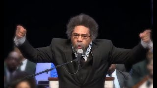 Dr. Cornel West on Importance of ADOS Distinction & Gives Nod to Yvette Carnell