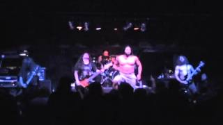 Disgorge- Deranged Epidemic live @ ULR Showcase 2014