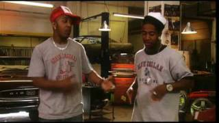 Omarion y Marques Houston - Freestyle breakdance (Original)