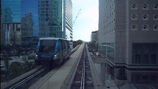 Metro Mover Miami Florida Transit System