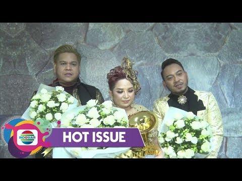 Hot Issue Pagi - Ungkapan Kebahagiaan Joy Tobing Usai Menjuarai Golden Memories Asia