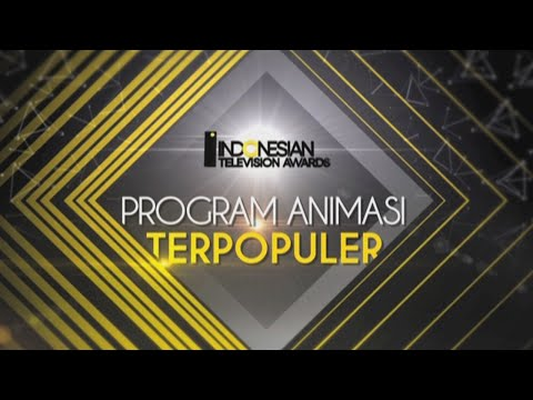 Cover Lagu Nominasi Indonesian Television Awards Program Animasi & Inspiratif Terpopuler