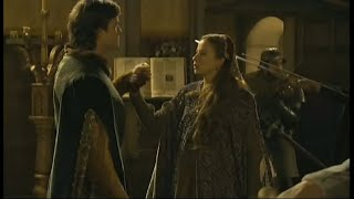 Joanna of Castile and Philip the Fair fight (Isabel s03e06)