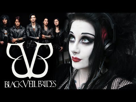 Goth Reacts To Black Veil Brides - Vale Album | Black Friday