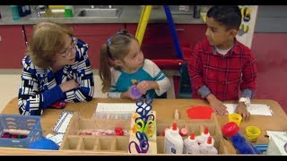 Kindergarten:  Where Play and Learning Can Meet