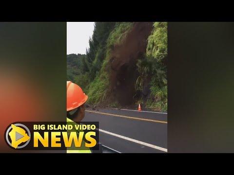 Hawaii Island Flooding Update - 6 pm Saturday (Aug. 25, 2018)