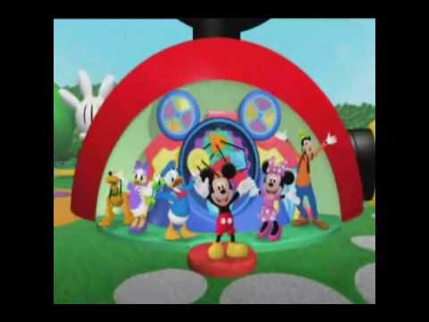 Mickey Mouse Clubhouse Hot Dog Rus