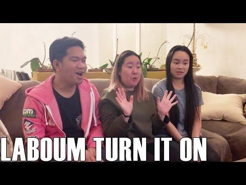 LABOUM (라붐) - Turn it On (Reaction Video)