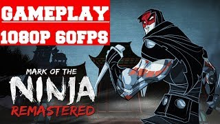 Mark of the Ninja Remastered Gameplay (PC)