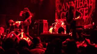 Cannibal Corpse - Dormant Bodies Bursting - Rio de Janeiro, 20/06/2013