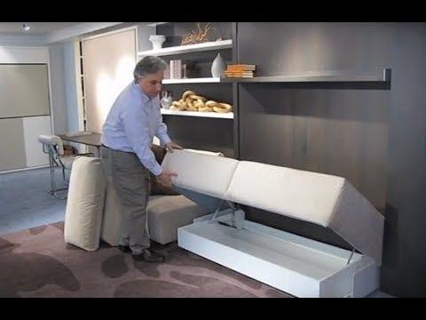 Transformer Furniture From Resource Furniture Youtube