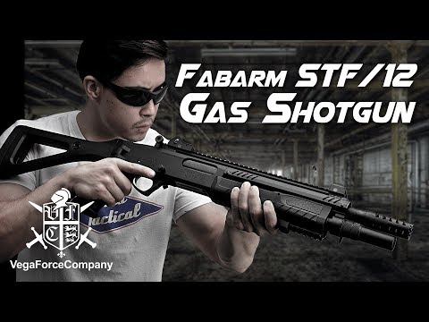 Master of Modularity: VFC Fabarm STF/12 Gas Shotgun – RedWolf Airsoft RWTV