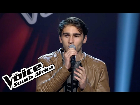 Rick Jansen - This Is What You Came For | Blind Audition | The Voice SA Season 2