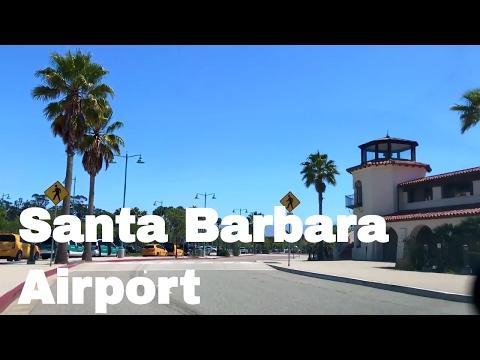 Santa Barbara Municipal Airport - SBA Airport