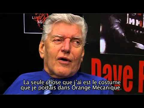 Interviews de Julian Glover et David Prowse