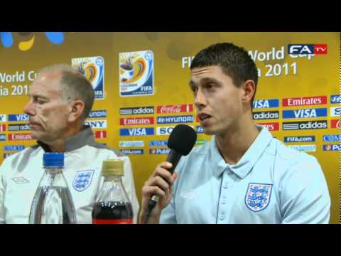 England vs Argentina Press Conference | U20 World Cup Colombia 2011