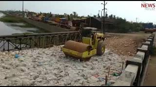 Killing waterways: No lessons learnt from Chennai floods, road built on riverbed in TN