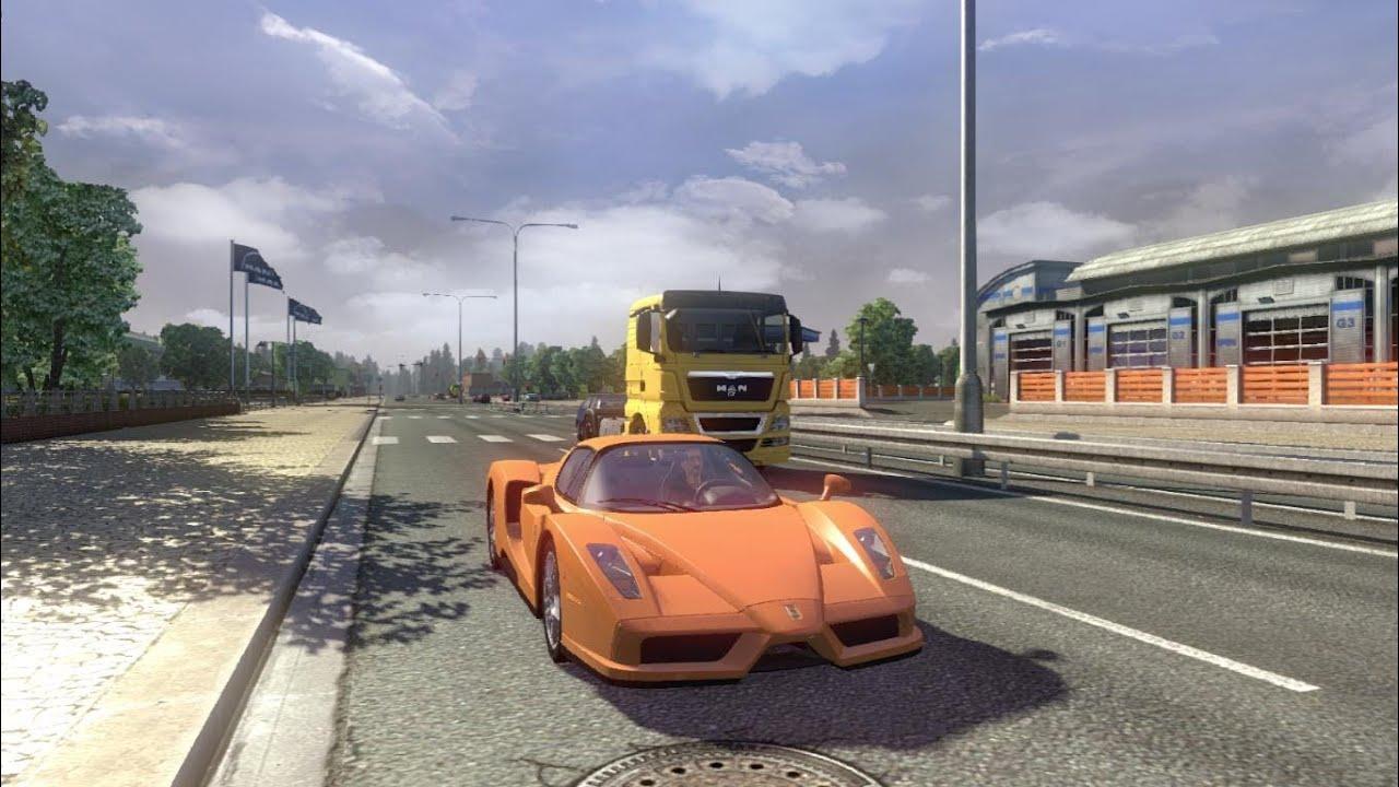 Euro Truck Simulator 2 jeux pc est par ailleurs une expérience remarquablement intéressante et enrichissante! Surtout, vous dans la vie d'un camionneur ou même l'existence d'un opérateur logistique, gestionnaire. Bien que certains aspects de la ...