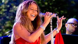 Mariah Carey Ends Her Performances On A HIGH NOTE! (Live)