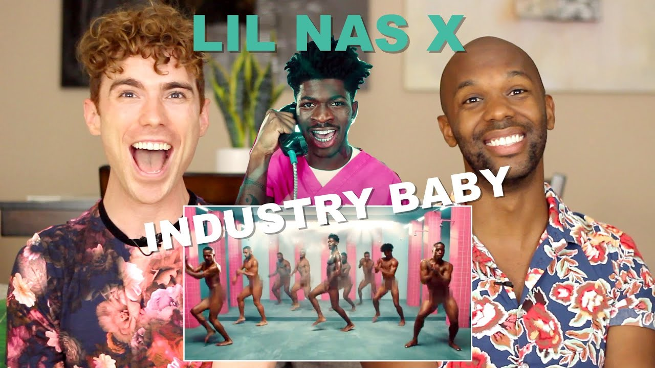 Lil Nas X (ft. Jack Harlow) - Industry Baby - Reaction/Review