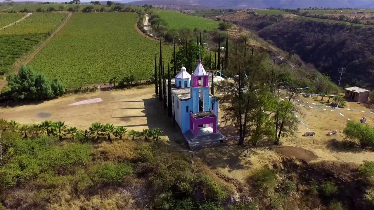Iglesia Y Santuario De Apozol Zacatecas Youtube