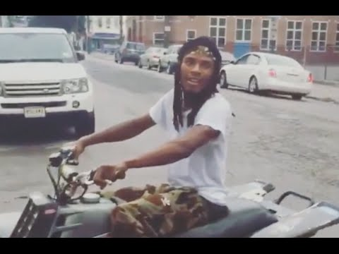 Fetty Wap BIKE LIFE!