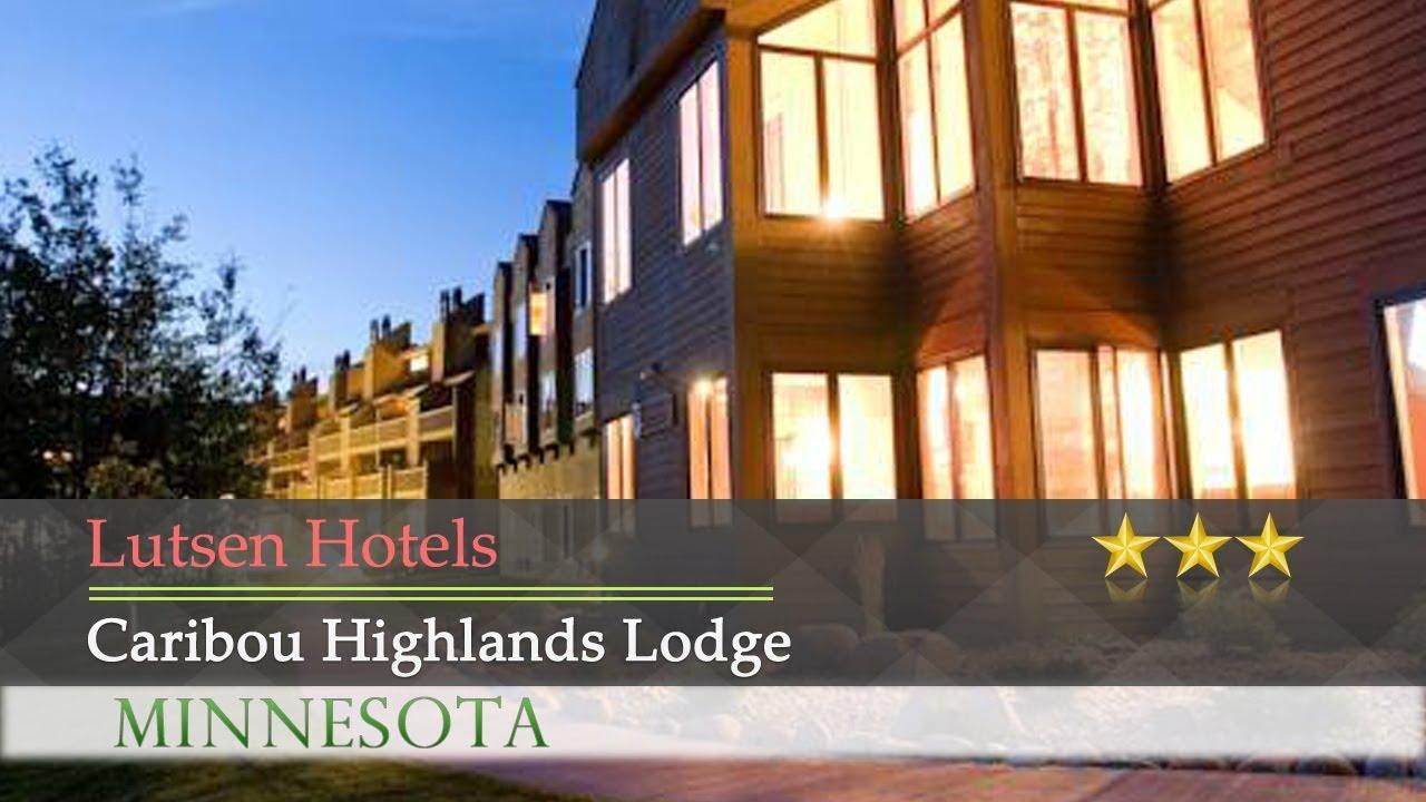 Caribou Highlands Lodge Lutsen Hotels Minnesota