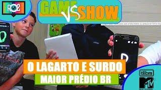 O LAGARTO E SURDO ? GAMESHOW ft. Rafa8Silva e Lucas
