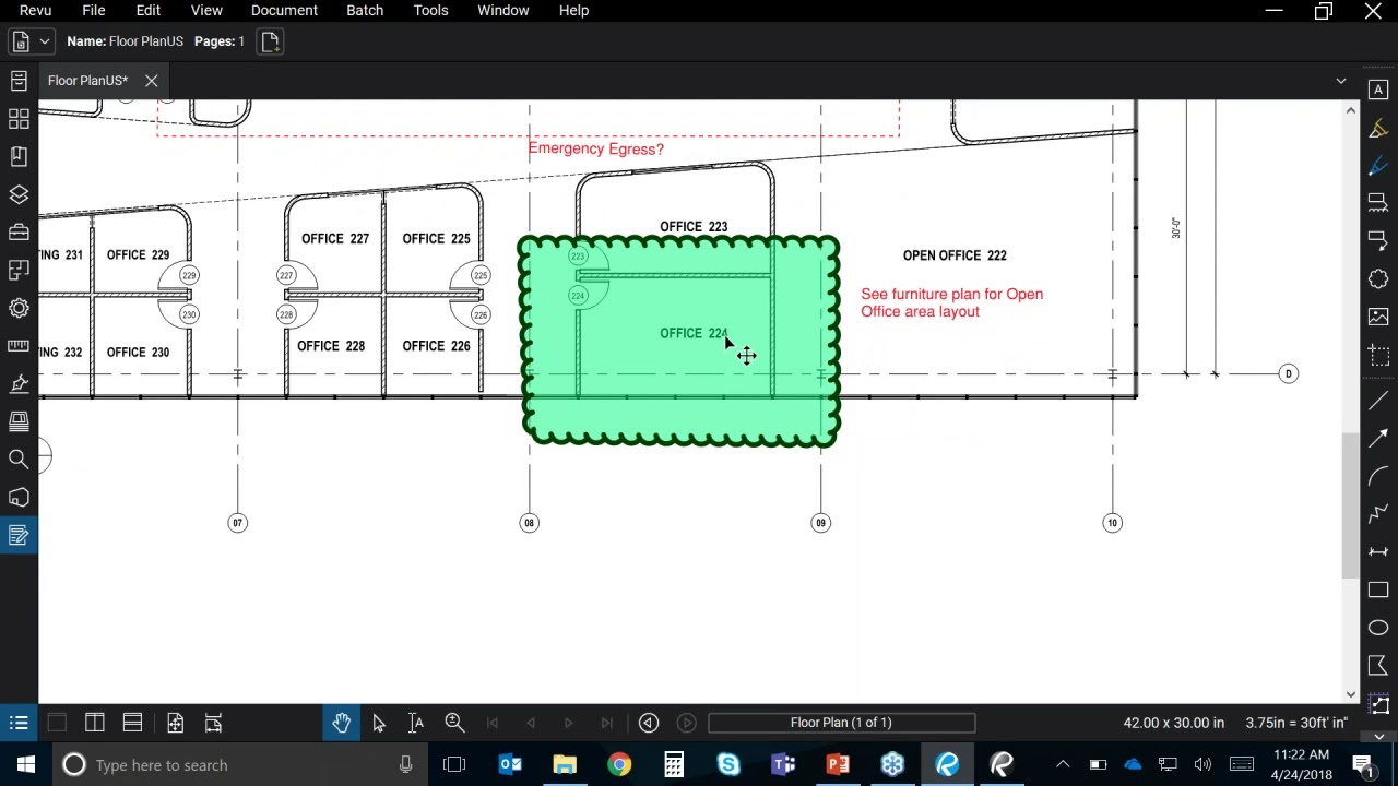 What's New in Bluebeam Revu 2018: New Properties Toolbar