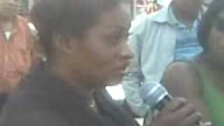 Doctah X Speaks in Harlesden 2008.Part 3 Thumbnail
