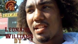Meet Leonard Williams, USC, DT