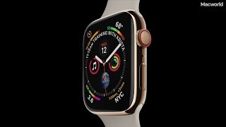 Apple Watch Series 4 announcement in 2 Minutes