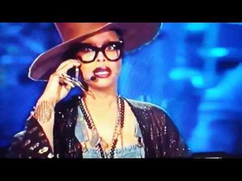 2015 soul train awards ERYKAH BADU disses rappers BADDDD!!!! poor iggy FULL version