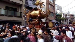 南品川 荏原神社祭礼 南の天王祭 かっぱ祭り 平成25年6月9日(日)