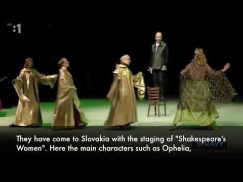 TEV on TV - Shakespeare's Women - Slovakia