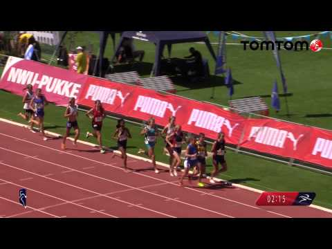 2015 Super Interhigh – Girls 17 1500m