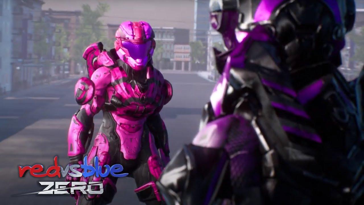 Red vs. Blue: Zero | Episode 04: Encounter