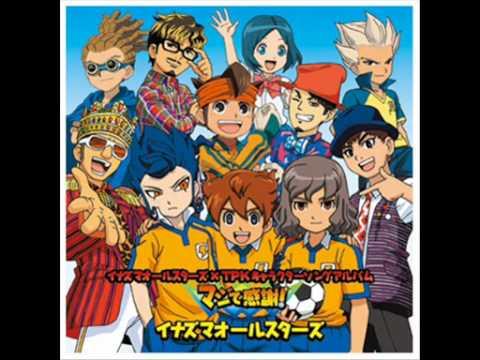 T-Pistonz+KMC [ Maji De Kansha ] Inazuma All Stars