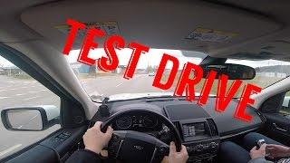 2012 Land Rover Freelander 2- POV Test Drive