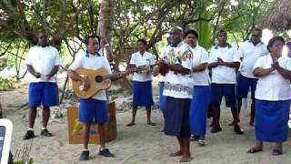 South Sea Island, Fiji - Sing Song With Lunch 2