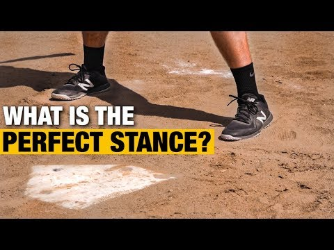 BASEBALL STANCE - Should You Stand Square, Open, or Closed?