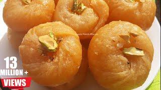 Balushahi Recipe with Perfect Measurements | बालूशाही |  Halwai Jaisi Balushahi